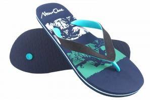 Playa caballero KELARA 12027 azul