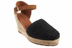 Zapato señora D'ANGELA 17571 dko negro
