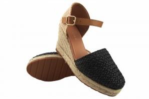 Chaussure femme D'ANGELA 17571 dko noir