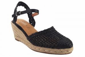 Zapato señora D'ANGELA 19486 dxf negro