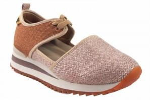 Zapato señora YUMAS kloe beig