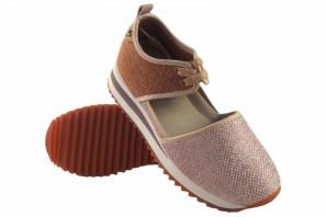 Chaussure femme YUMAS beige