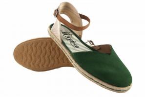 Chaussure femme CALZAMUR 10147 vert