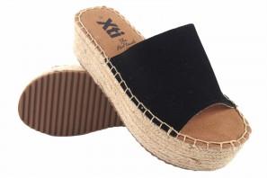 Sandalia señora XTI 42828 negro