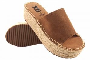 Sandalia señora XTI 42828 cuero
