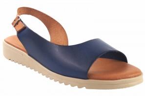 Sandalia señora EVA FRUTOS 1205 azul