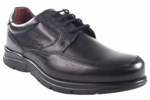 Zapato caballero BAERCHI 1250 negro