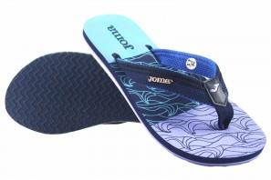 Lady Beach JOMA greta 2103 bleu