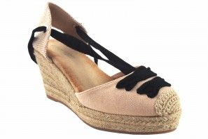 Zapato señora BIENVE 1gk-1081 beig