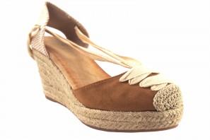 Zapato señora BIENVE 1gk-1081 cuero