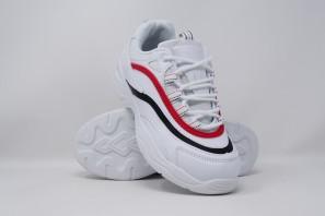 Zapato señora Bienve byh-199 bl.roj