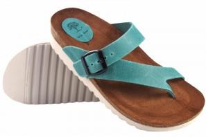 Sandale femme INTER BIOS 7119-mg denim