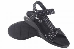Sandalia señora XTI 44123 negro