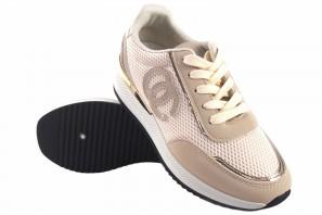 Zapato señora BIENVE abx028 beig