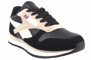 Chaussure femme BIENVE abx080 noir