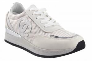 Chaussure femme BIENVE abx028 blanc