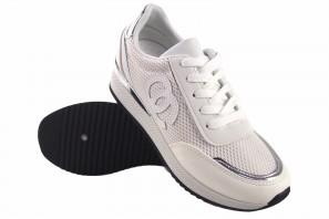 Zapato señora BIENVE abx028 blanco