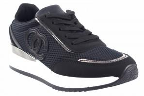 Zapato señora BIENVE abx028 negro