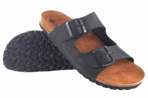 Sandale homme INTER BIOS 9560 noir 91712