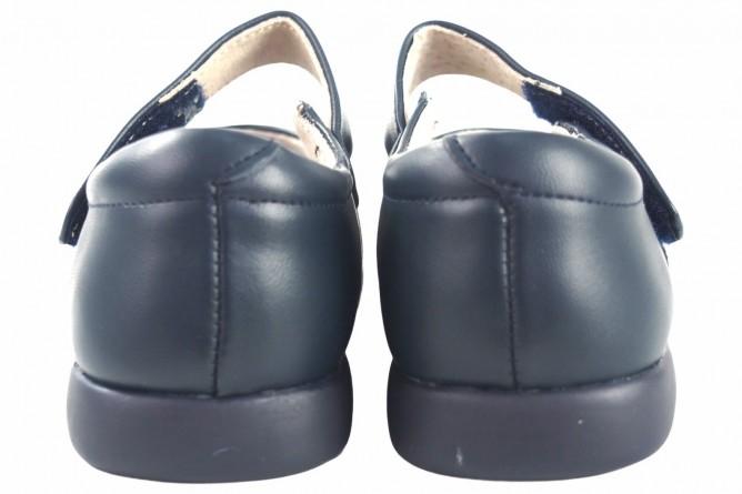 Zapato niña BUBBLE BOBBLE a005 azul