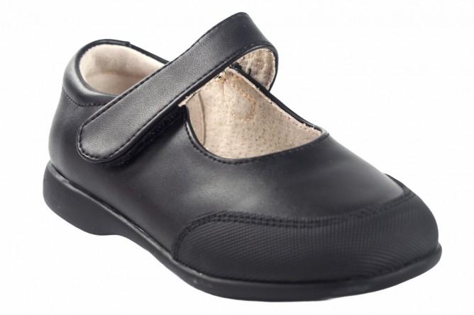 Zapato niña BUBBLE BOBBLE a005 negro