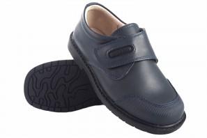 Chaussure garçon BUBBLE BOBBLE a2091 bleu