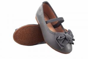 Zapato niña BUBBLE BOBBLE a2702 gris