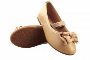 Chaussure fille BUBBLE BOBBLE a2702 beige
