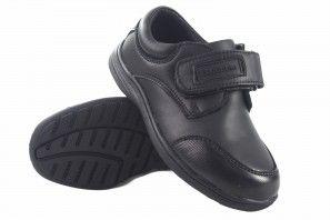 Zapato niño BUBBLE BOBBLE a069 negro