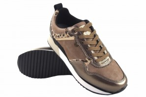 Chaussure femme XTI BASIC 36703 bronze