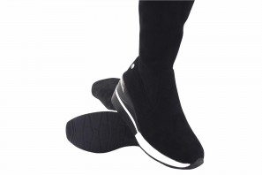 XTI 43367 schwarzer Stiefel