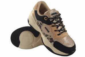 Zapato niña MUSTANG KIDS 48330 leopardo