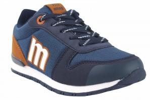 Chaussure garçon MUSTANG KIDS 48302 bleu