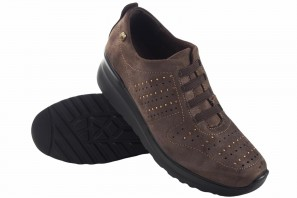 Zapato señora AMARPIES 20312 ast taupe