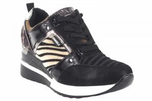 Zapato señora D'ANGELA 20163 dbd negro