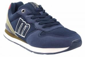 Zapato caballero MUSTANG 84467 azul