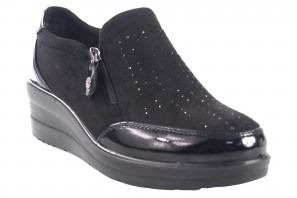 Zapato señora AMARPIES 20351 ajh negro