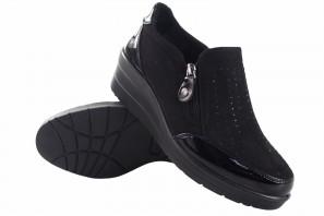 Chaussure femme AMARPIES 20351 ajh noir