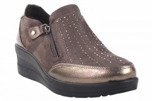 Chaussure femme AMARPIES 20351 ajh taupe