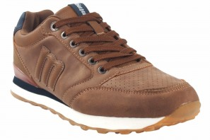 Chaussure homme MUSTANG 84697 cuir