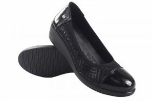 Zapato señora AMARPIES 20381 ajh negro