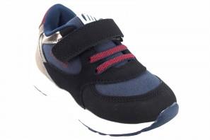 Chaussure garçon MUSTANG KIDS 48211 bleu
