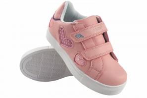 Zapato niña BUBBLE BOBBLE a3412 rosa