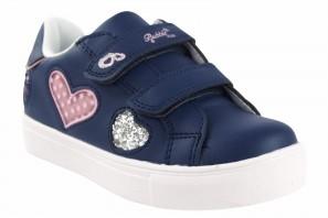 Chaussure fille BUBBLE BOBBLE a3412 bleu