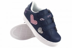 Zapato niña BUBBLE BOBBLE a3412 azul
