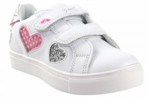Chaussure fille BUBBLE BOBBLE a3412 blanc