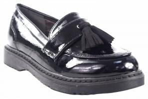 Zapato niña BUBBLE BOBBLE a2622 negro