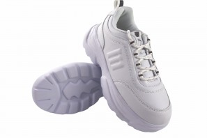 Zapato niña MUSTANG KIDS 48322 blanco