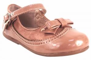 Chaussure fille BUBBLE BOBBLE a3555 saumon