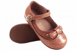 Zapato niña BUBBLE BOBBLE a3555 salmon
